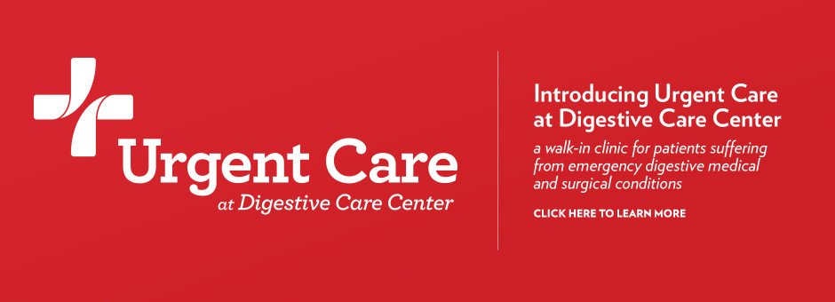 Urgent Care at Digestive Care Center