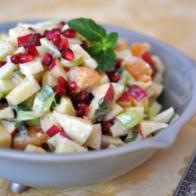 Apple Yogurt Salad