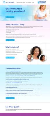gastroparesis info