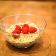 Egg Boost Oatmeal