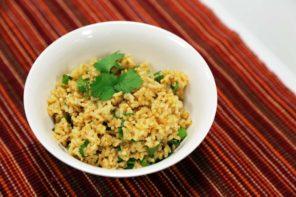 Fiesta Brown Rice