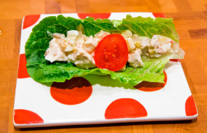 Healthified Chicken Salad