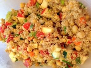 Quinoa Toss