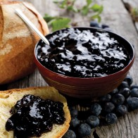 Chai Blueberry Jam