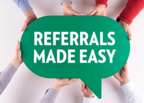 referrals made easy banner